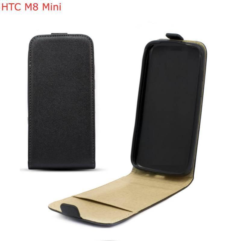 Leather Pocket Flip Case