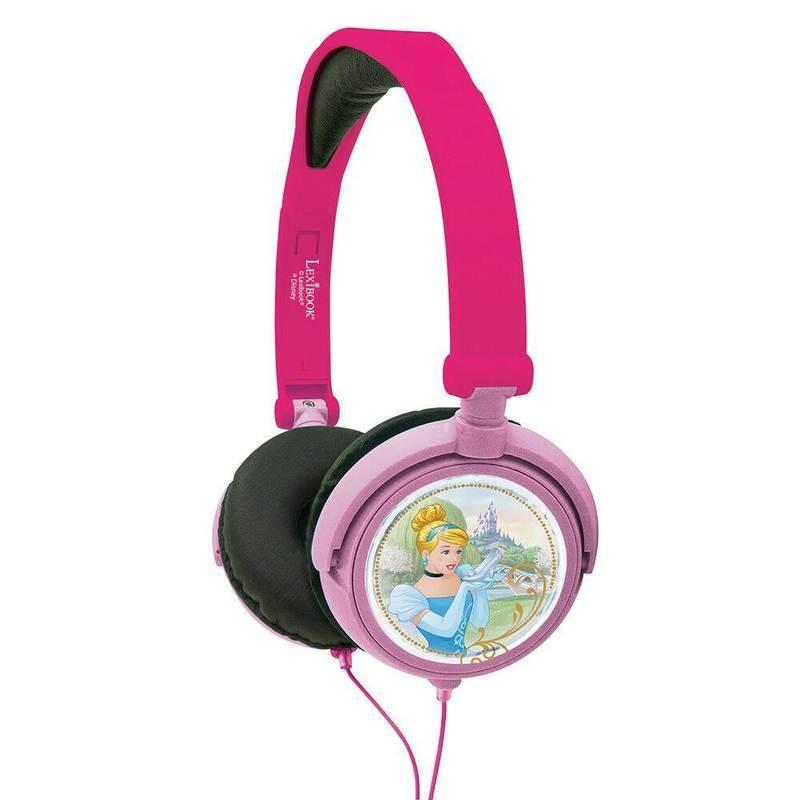 Lexibook Disney Princess Rapunzel Stereo Headphones