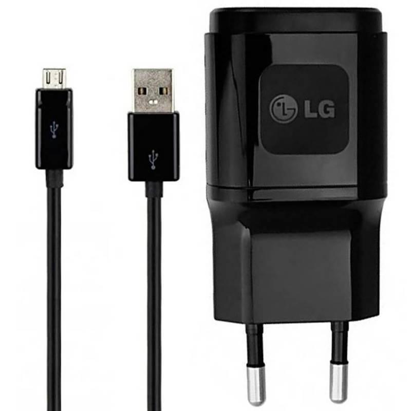 LG Travel Charger MCS-04ED 1800mA