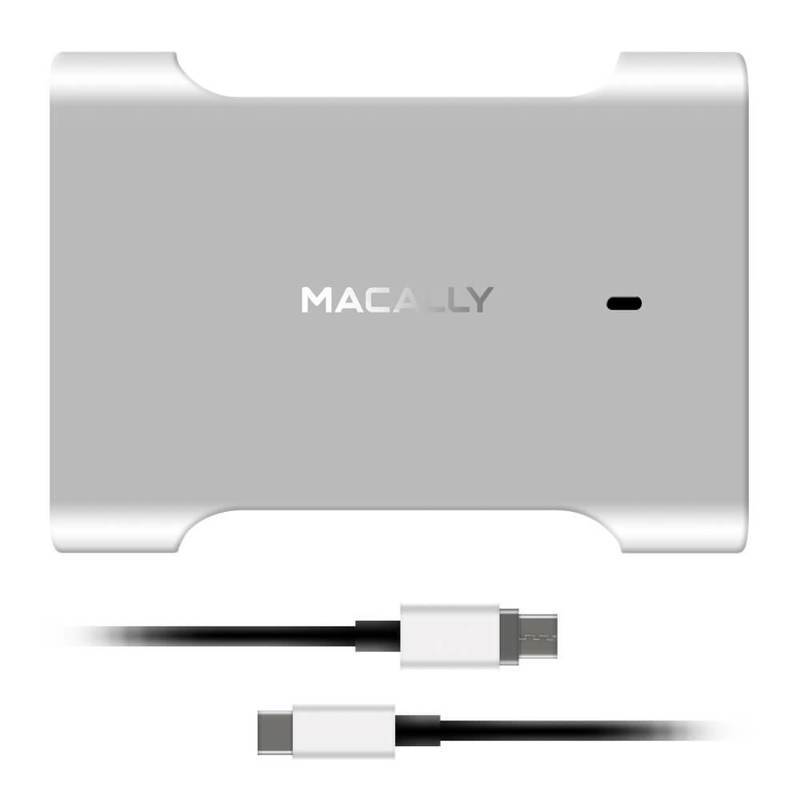 Macally 61W Pro Charger with magnetic USB-C Cable