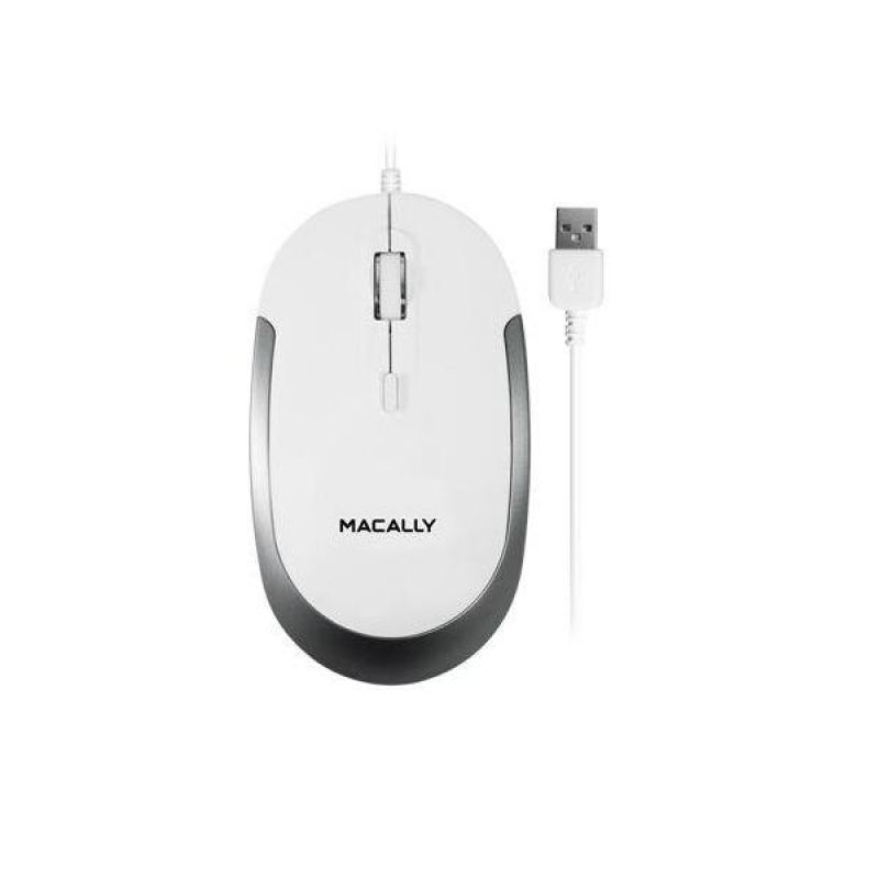 Macally DYNAMOUSE USB Optical Mouse