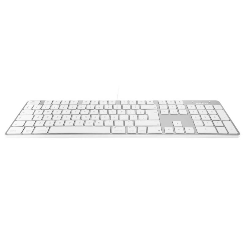 Macally Slim USB Keyboard 104 Key Full-Size