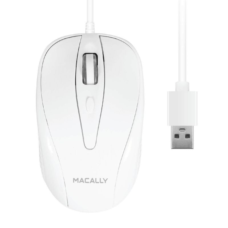 Macally Turbo Mouse