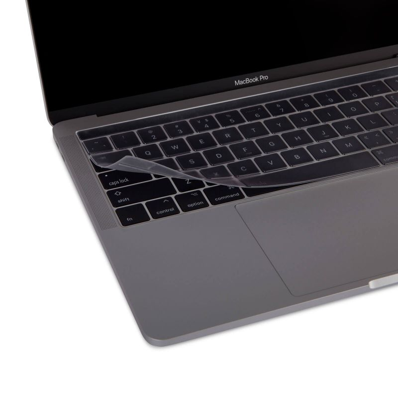 Moshi ClearGuard MB with Touch Bar Keyboard Protector