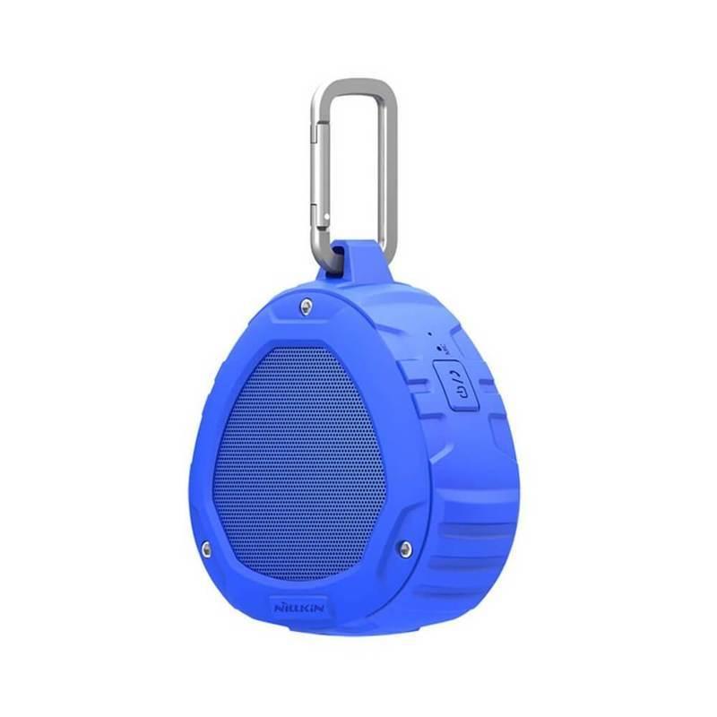 Nillkin S1 PlayVox Wireless Speaker - безжичен водо и удароустойчв Bluetooth спийкър с микрофон (син)