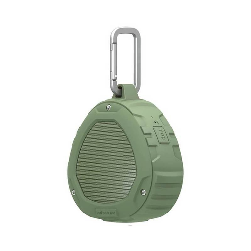 Nillkin S1 PlayVox Wireless Speaker - безжичен водо и удароустойчв Bluetooth спийкър с микрофон (зелен)