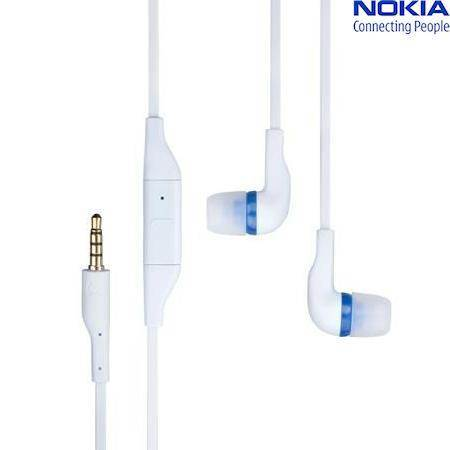 Nokia Headset WH-205 Stereo Headset