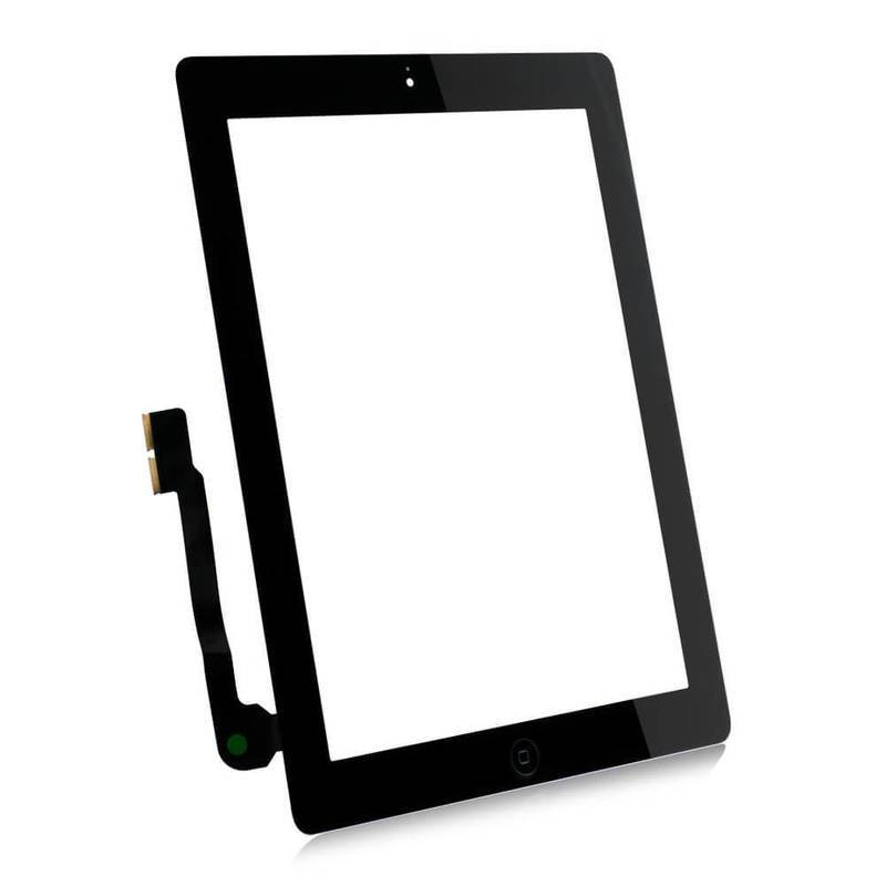 OEM iPad 3 Touch Screen Digitizer with Home button