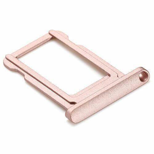 OEM iPad Pro 10.5 Sim Tray - резервна поставка за сим картата на iPad Pro 10.5 (розово злато)