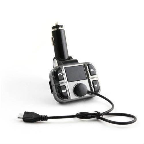 Omega Bluetooth Transmiter FM LCD USB F28