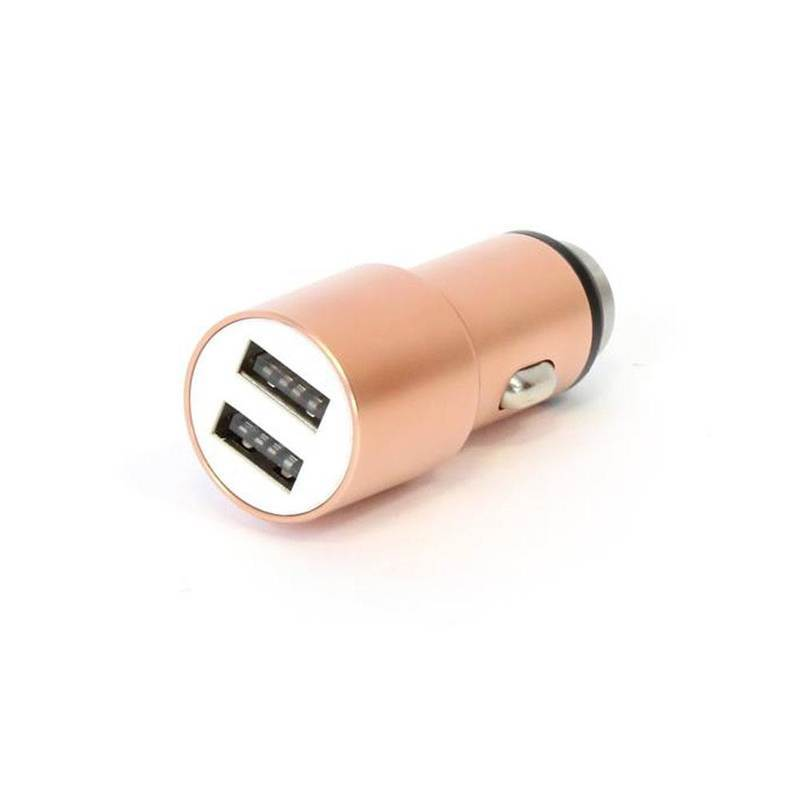 Omega Car Charger Metal 2 x USB, 3.1А