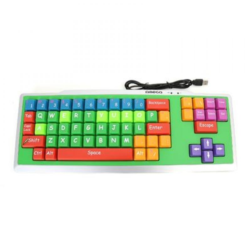 Omega Keyboard for kids