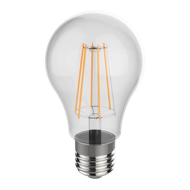 Omega LED Bulb Filament E27 2800K 6W 175-250V- винтидж LED крушка (цокъл E27)