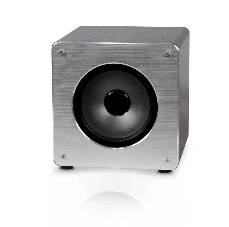 Omega Speaker OG61A Aluminium 5W, 4 in. Bluetooth V4.2 TWS System
