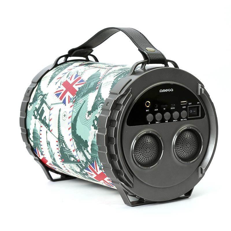 Omega Speaker OG73 Bazooka 20W