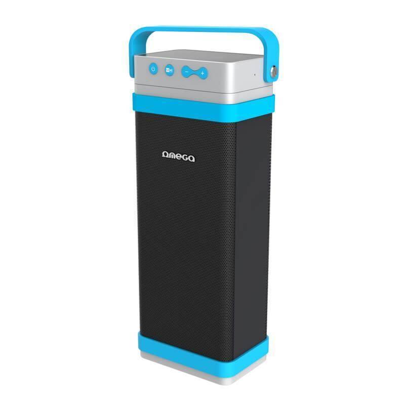 Omega Speakers 2.1 OG-095 Outdoor Bluetooth V4.0 SD 22W 6H