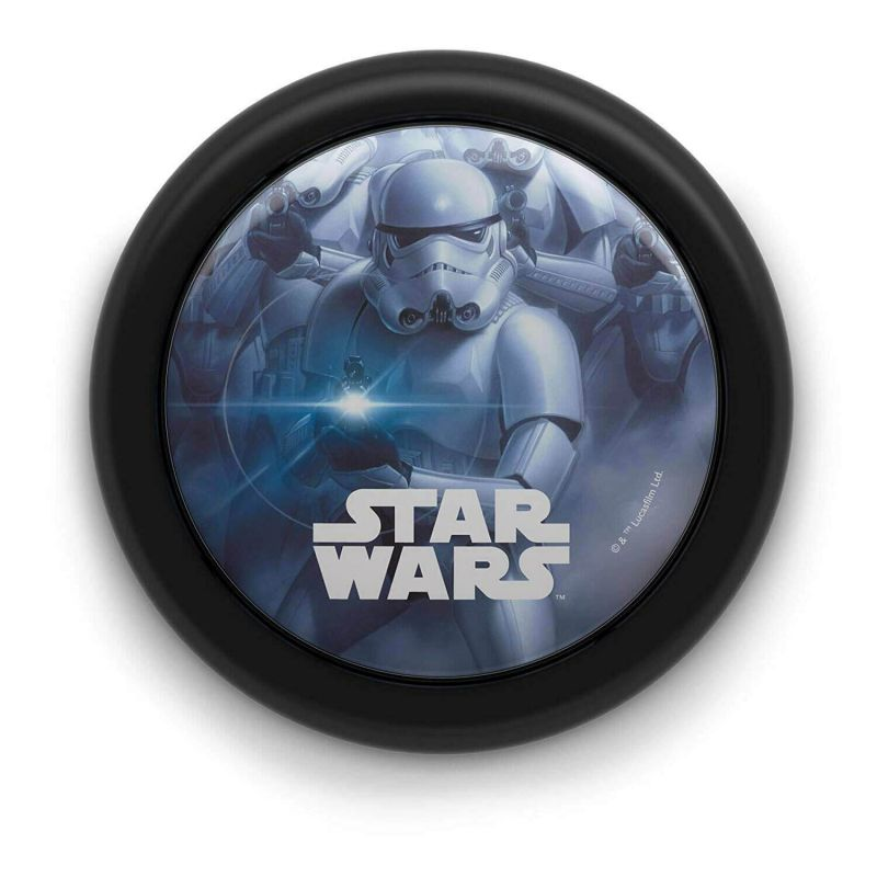 Philips LED Wall Lamp Star Wars VIII Stormtrooper