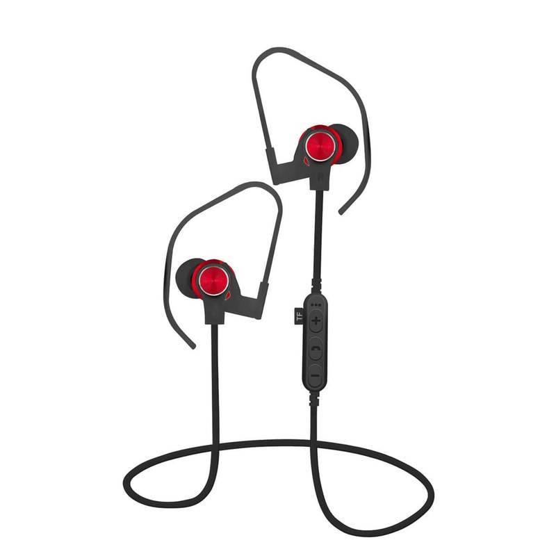 Platinet In-Ear Bluetooth 4.2 + MicroSD Earphones PM1062