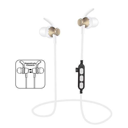 Platinet In-Ear Sport Bluetooth 4.2 + MicroSD Earphones PM1060G