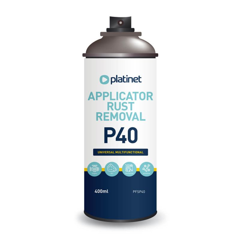 Platinet Multifunction Product P40 Rust Remover, Cleaner, Crrossion Protector
