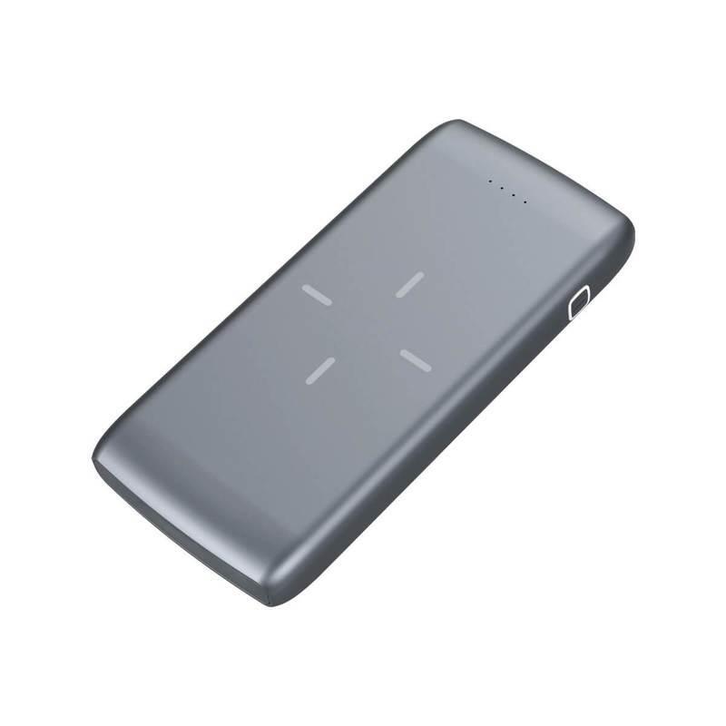 Platinet Power Bank 10000 mAh QI Wireless Charging
