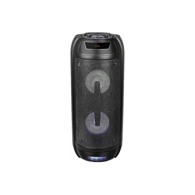 Platinet Speaker PMG240 20W BT5.0 - безжичен блутут спийкър с микрофон, FM радио, AUX вход и USB порт (черен)
