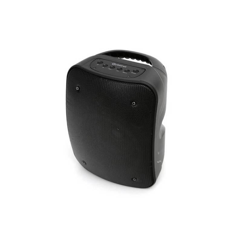 Platinet Speaker PMG250 10W BT 5.0 - безжичен блутут спийкър с FM радио, AUX вход и USB порт (черен)