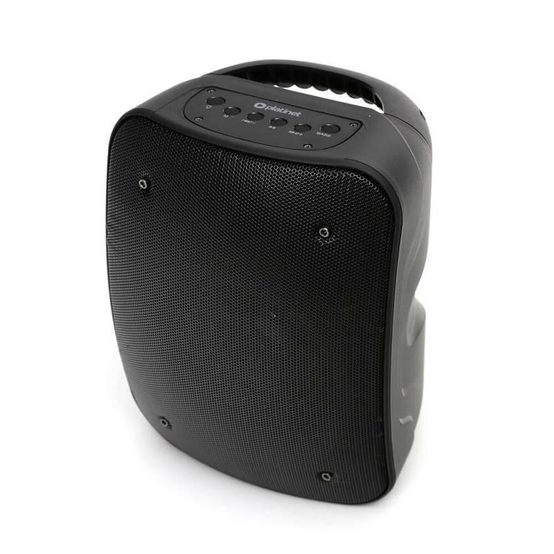 Platinet Speaker PMG255 20W BT 5.0 - безжичен блутут спийкър с FM радио, AUX вход и USB порт (черен)