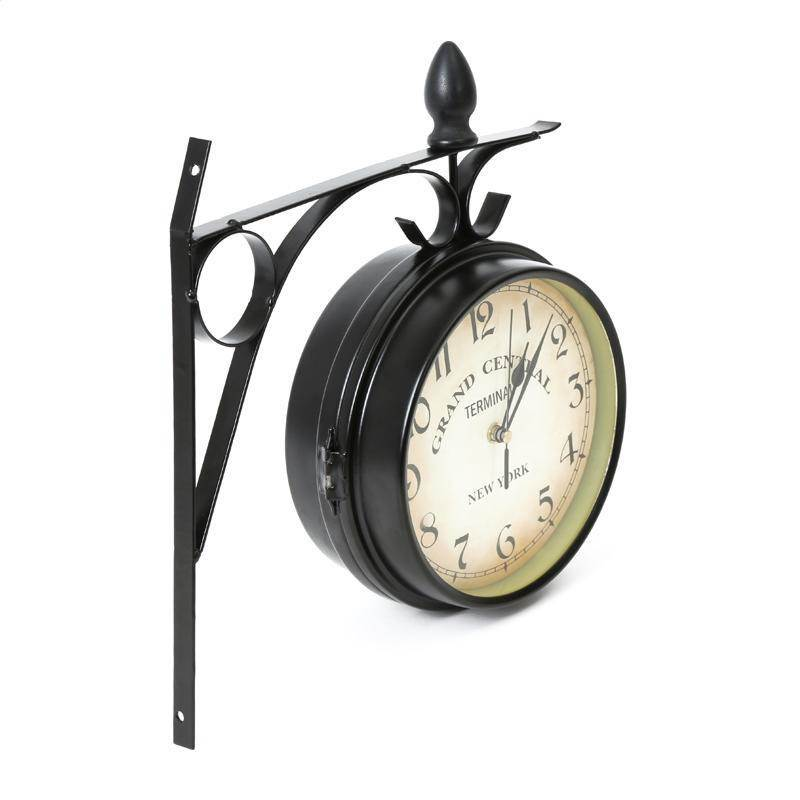 Platinet Station Wall Clock