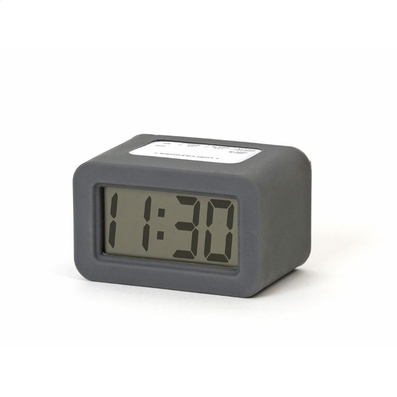 Platinet Zegar Alarm Clock Digital Rubber Cover