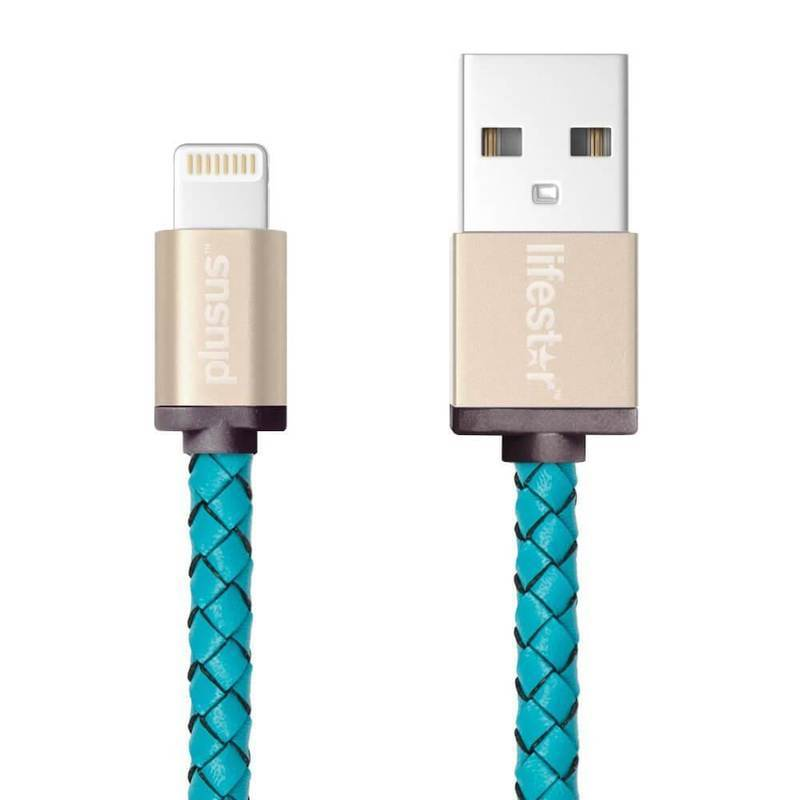 PlusUs LifeStar Handcrafted Lightning Cable
