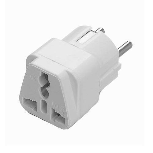Преходник за електрическата мрежа от US/UK към BG стандарт