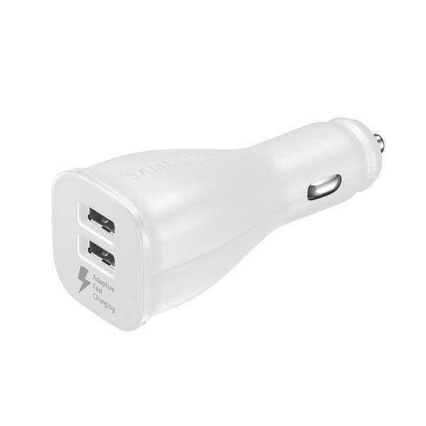 Samsung Fast Dual Car Charger EP-LN920BW 2.0A