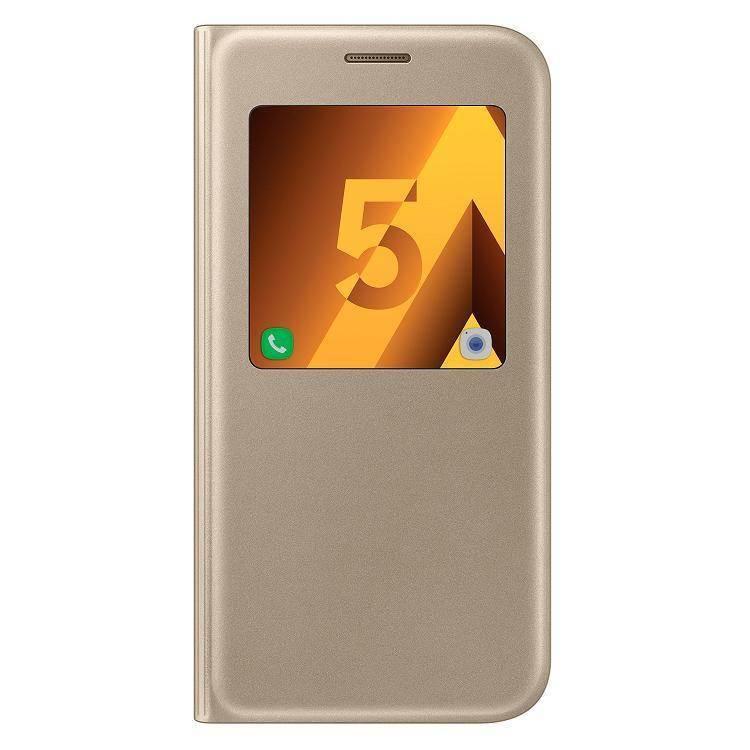 Samsung S-View Flip Case EF-CA520PFEGWW