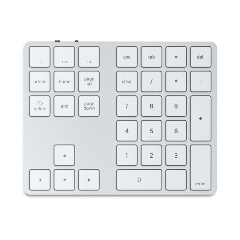 Satechi Aluminum Bluetooth Extended Keypad
