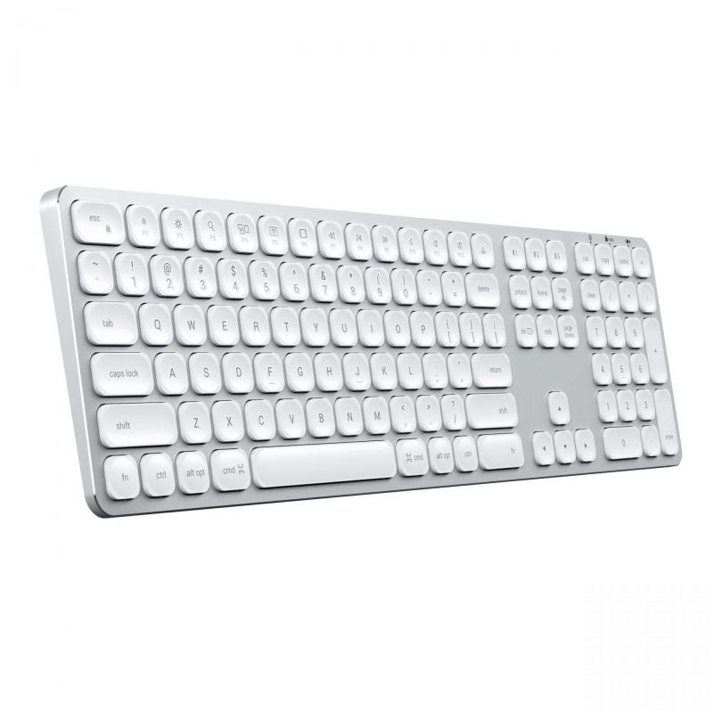Satechi Aluminum Wireless Keyboard with Numeric Keypad