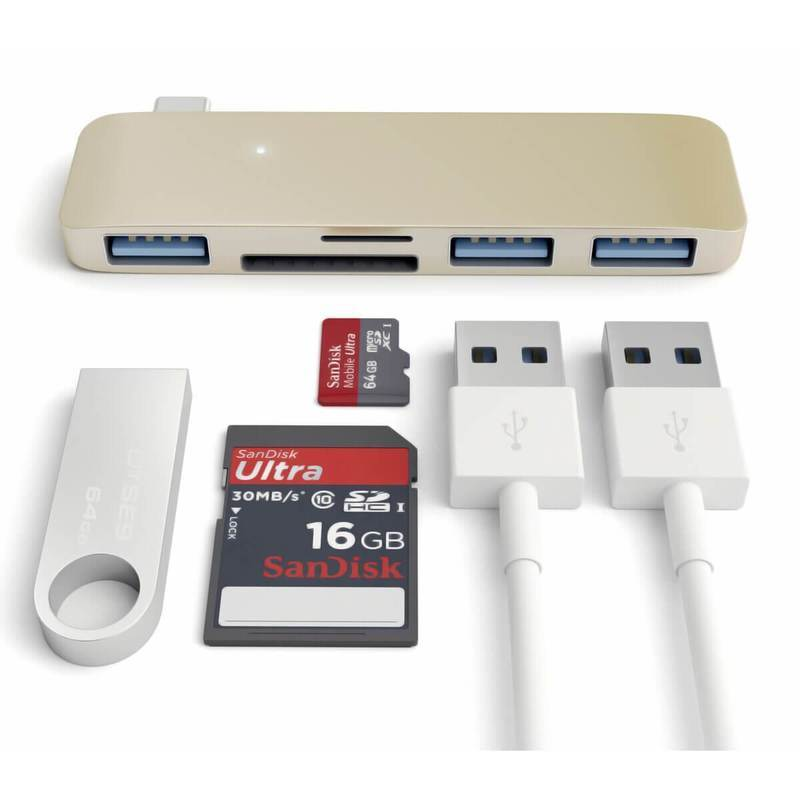 Satechi USB-C USB Hub