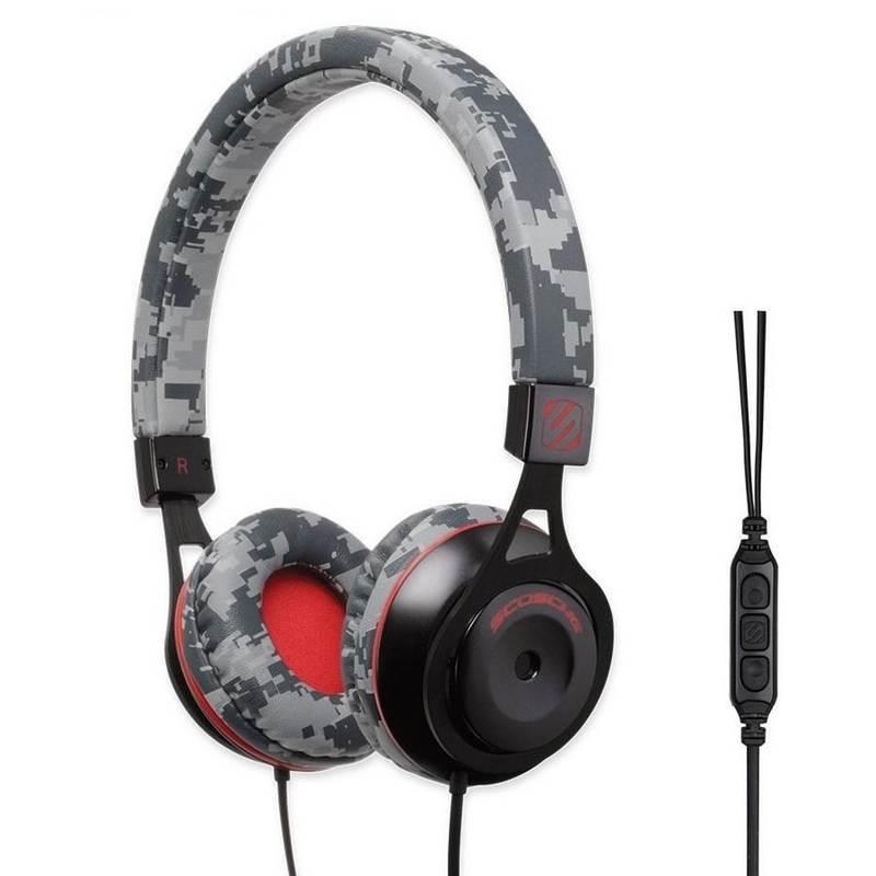 Scosche RH656 Camo Headphones