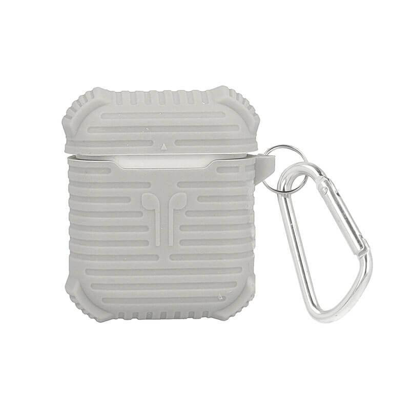 Silicone Case with Carabiner v3