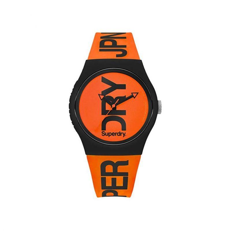 Superdry Urban Stealth Quartz Watch SYG189OB