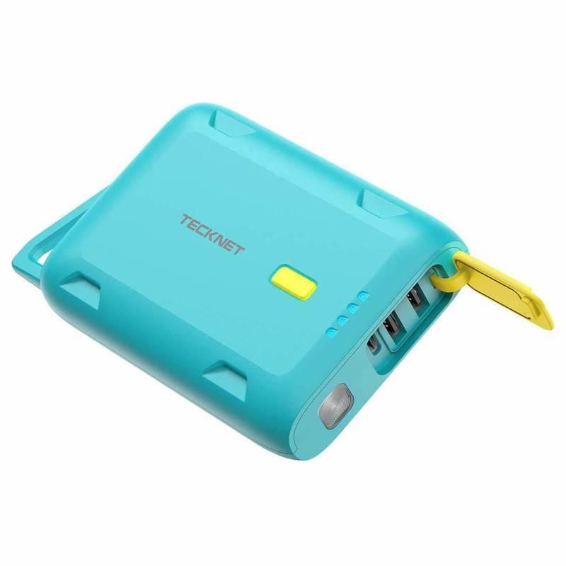 TeckNet EBT01153LA01 Rainproof Power Bank 10050mAh
