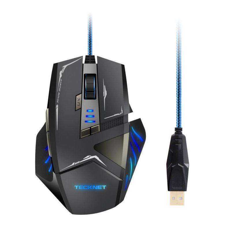 TeckNet M008 Laser Gaming Mouse