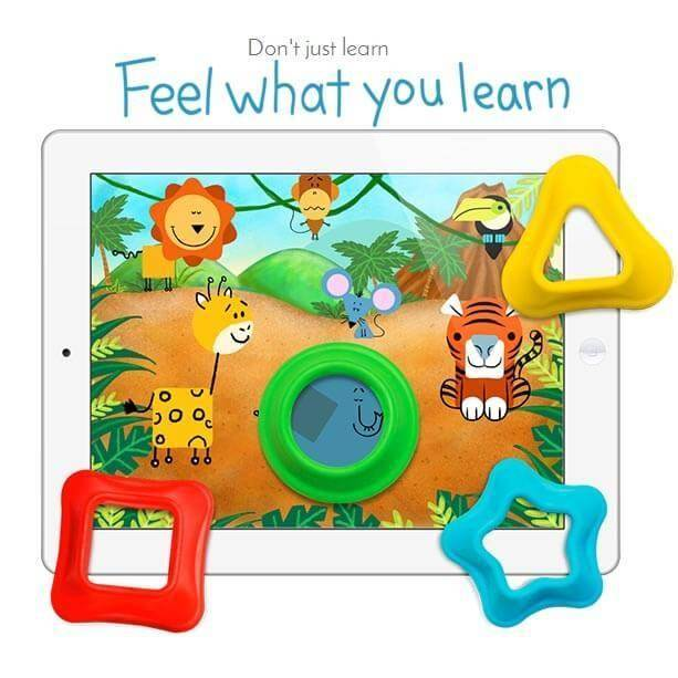 Tiggly Shapes learning toy