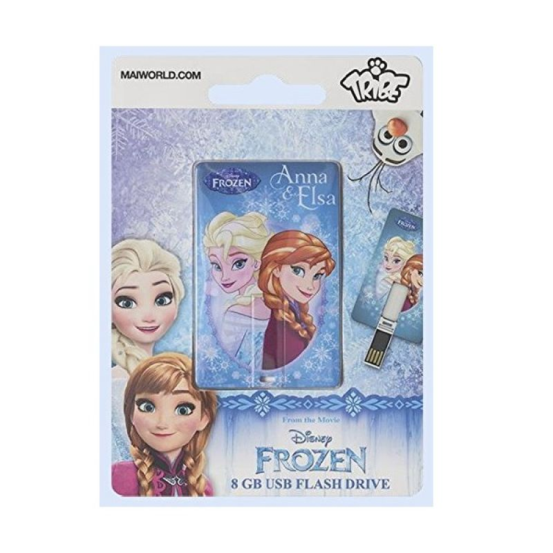 USB Tribe Frozen Anna & Elsa