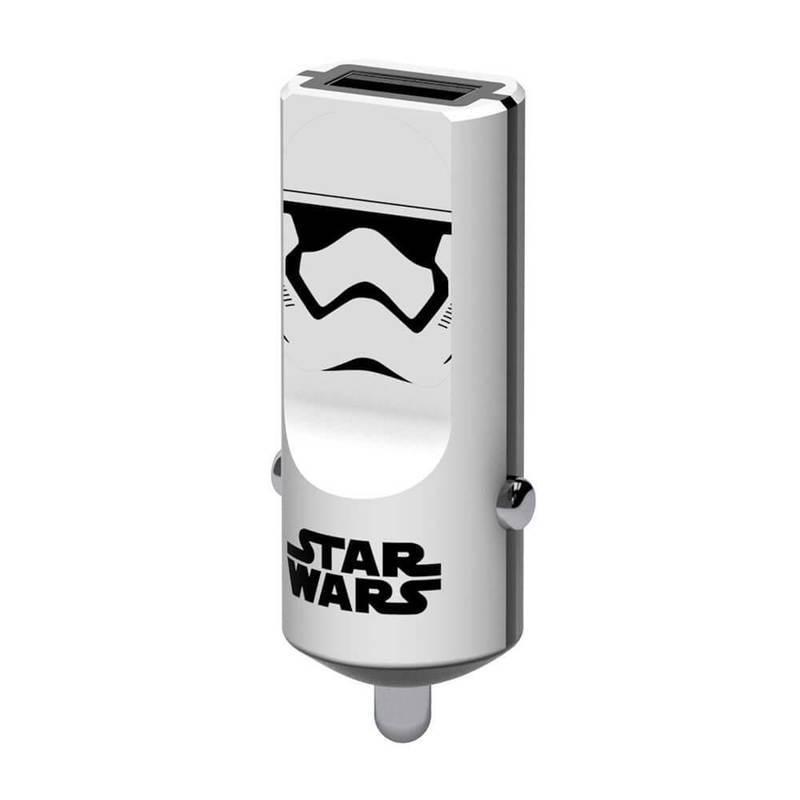 USB Tribe Star Wars Stormtrooper USB Car Charger