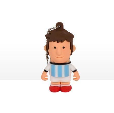 USB Tribe World Cup Argentina High Speed USB 2.0 Flash Drive 8GB