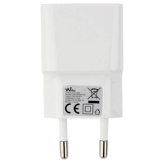 Wiko USB Charger