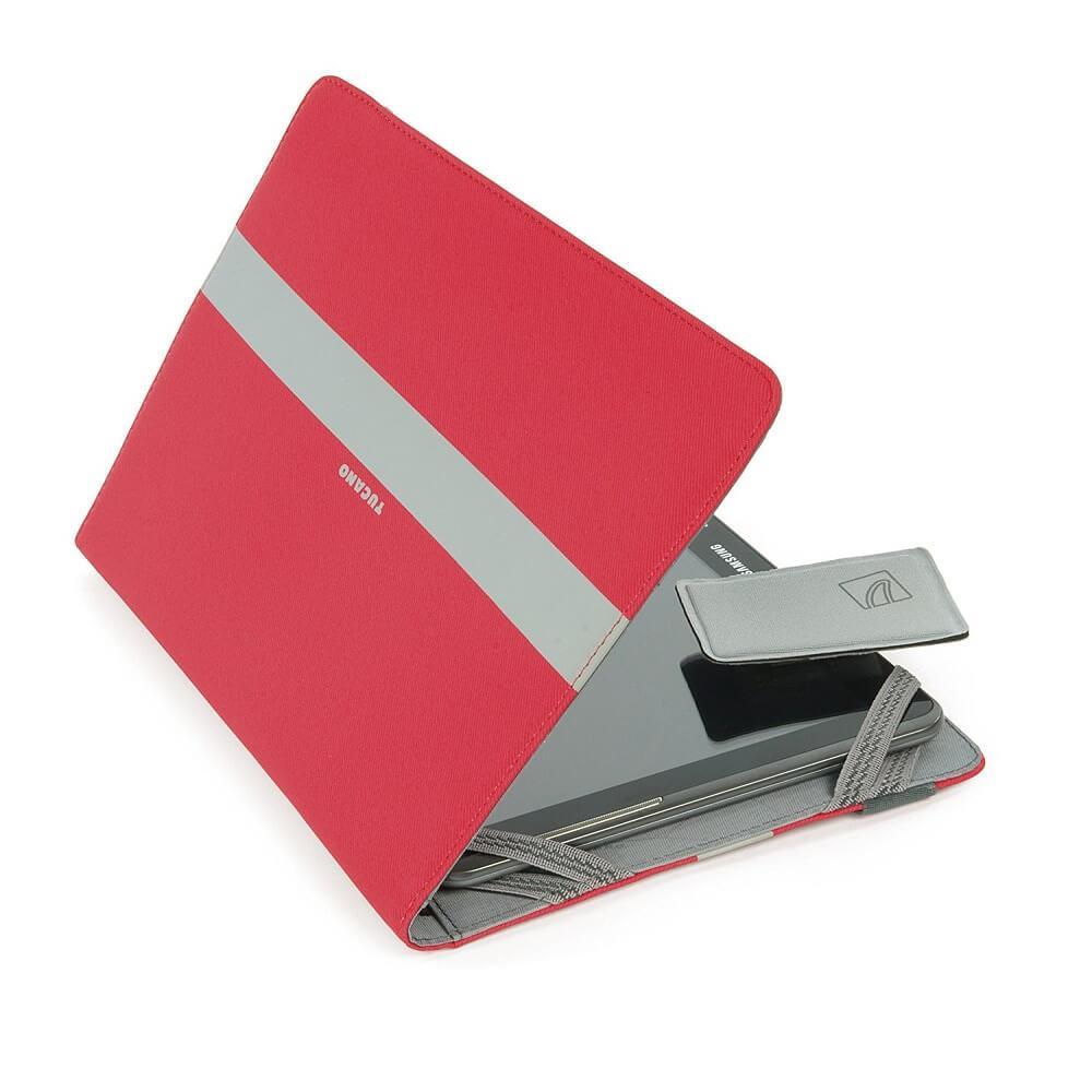 Tucano Unica Universal Case — универсален калъф тип папка за таблети до 10.2 инча (червен) - 3
