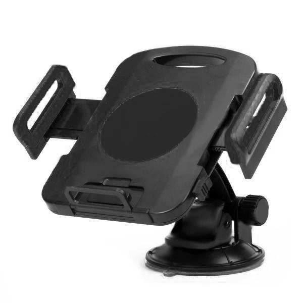 Universal Swivel Mount — поставка за кола за iPad, таблети и GPS (черен) - 2