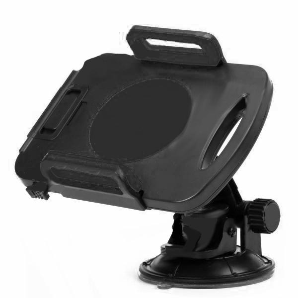 Universal Swivel Mount — поставка за кола за iPad, таблети и GPS (черен) - 5